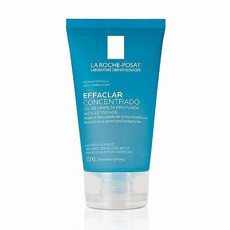 Effaclar Gel Concentrado de Limpeza Facial 150g - La Roche-Posay