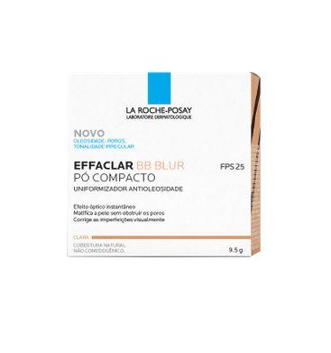 Effaclar BB Blur Pó Compacto Uniformizador Antioleosidade - La Roche-Posay