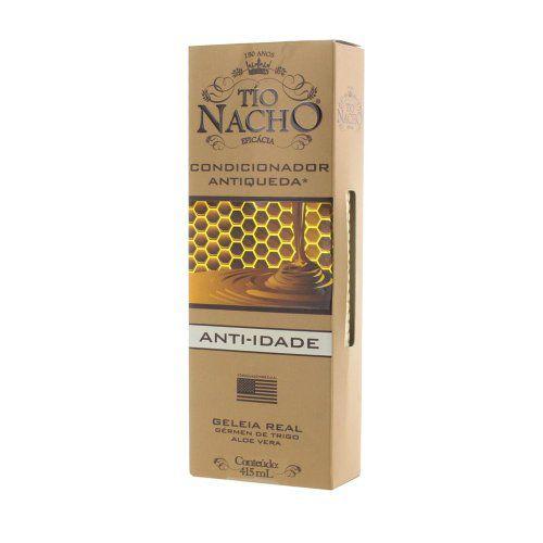 Condicionador Tio Nacho Antiqueda Anti-idade - 415ml