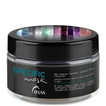 Truss Specific Mask 180g Recuperação e Anti Frizz