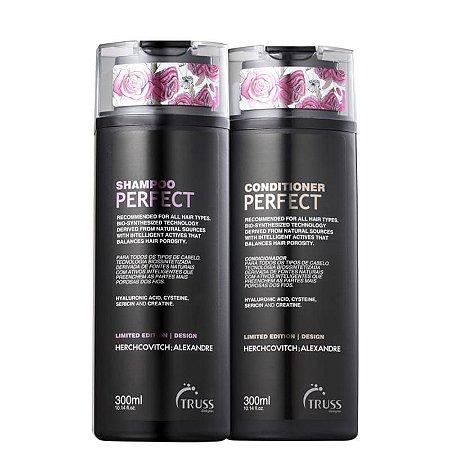 Truss Perfect Alexandre Herchovitch Shampoo + Condicionador 300ml