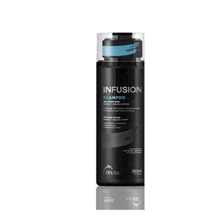 Truss Shampoo Infusion para Cabelos Secos Opacos e Quebradiços 300ml