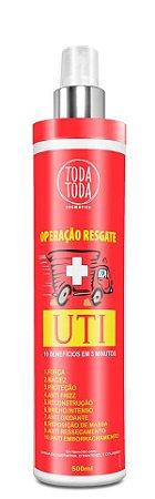 Máscara Capilar UTI Operação Resgate Reconstrutor 300ml Toda Toda Cosmetics
