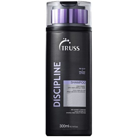 Shampoo Truss Discipline Reduz Volume e Frizz 300ml