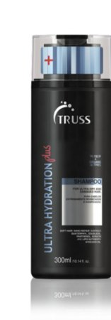Shampoo Truss Ultra Hydration Plus 300ml Cabelos Muito Ressecados