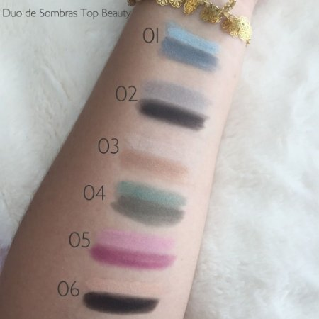 Dueto de Sombras Top Beauty