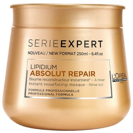 Máscara Capilar L'Oréal Professionnel Absolut Repair Lipidium 250g