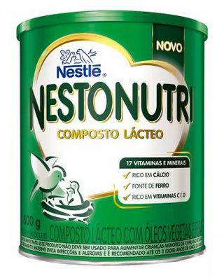 Composto Lácteo Nestonutri Lata 800g - Nestle