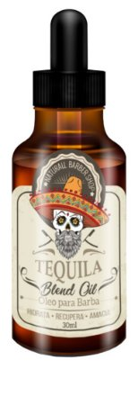 Tequila Blend Oil Óleo para Barba 30ml