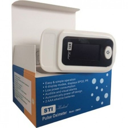Oximetro Digital STI Medical OM403
