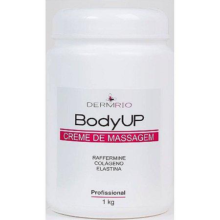 Body Up Hidratante Corporal com Colágeno 1kg Dermrio
