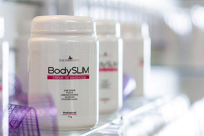 Creme de Massagem Body Slim 1 kg Dermrio
