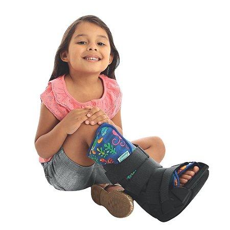 Bota Imobilizadora Robocop Infantil Chantal