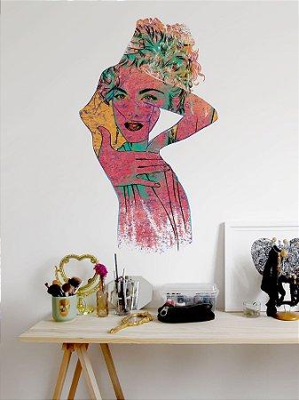 Adesivo de parede Vogue