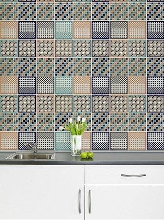Adesivo de azulejo Hidráulico 2