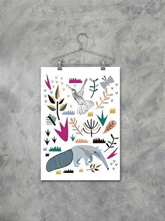 Poster Fauna 1