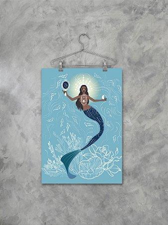 Poster Iemanjá