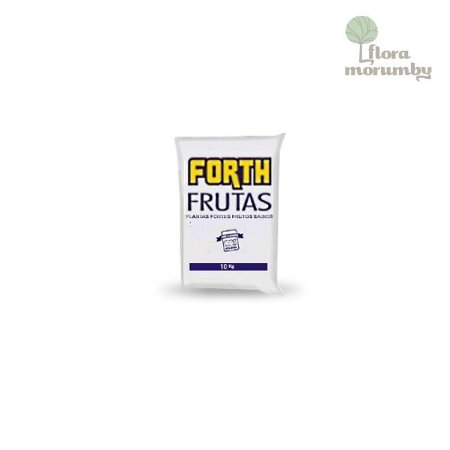 ADUBO FORTH FRUTAS PACOTE 10 KG