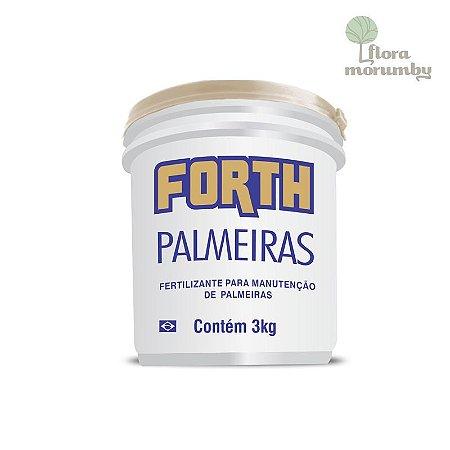 ADUBO FORTH PALMEIRA 3KG