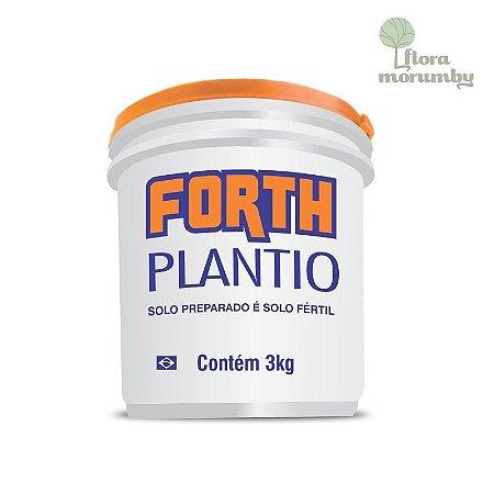 ADUBO FORTH PLANTIO BALDE 3KG