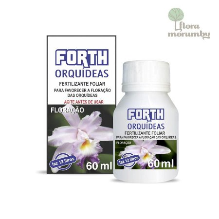 FORTH ORQUIDEA 60 ML FLORAÇÃO