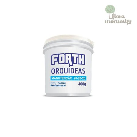 FORTH ORQUIDEA PETERS MANUTENCAO 400G
