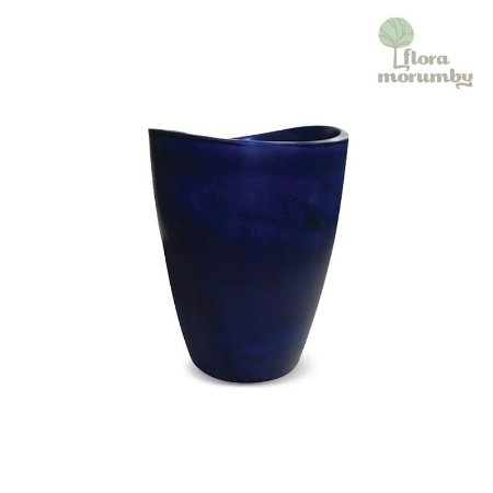 VASO COPACABANA ALTO 40X54CM ANTIQUE AZUL