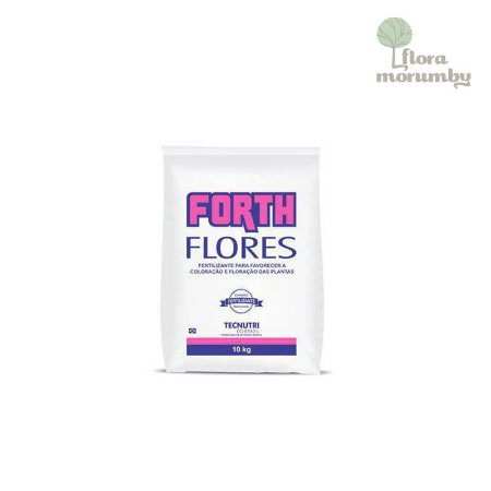 ADUBO FORTH FLORES 10KG