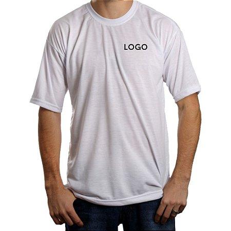 Camiseta 100% Poliéster camisetas estampadas