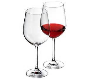 Jogo de 6 Taças Gastro para Vinho Tinto 580 ml - Crystal Bohemia