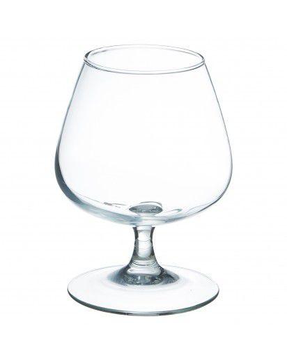 Taças para Conhaque Vidro Temperado 410 ml  cx  c/c 6 pç - Vicrila