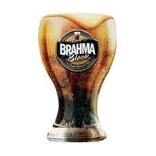 Copo Chopp Brahma Black 430 ml