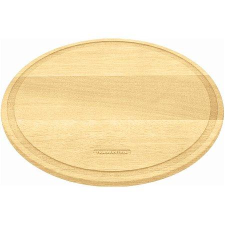 Tabua Prato para Churrasco de Madeira Tauarí - Delicate