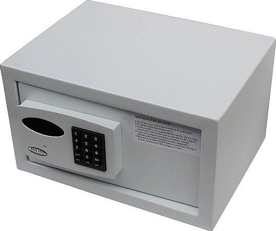 Cofre Eletrônico Office com Auditoria e Múltiplos Usuários - Cofres Gold Safe