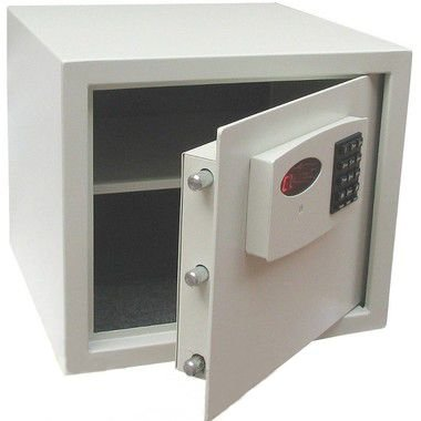 Cofre Eletrônico Empresarium com Auditoria e 7 Usuários  Cofres Gold Safe