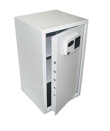 Cofre Eletrônico Seven com Display Digital e Múltiplos Usuários - Cofres Gold Safe
