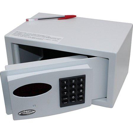 Cofre Eletrônico Pequeno Com Senha e Abertura Automática  Mod. Box