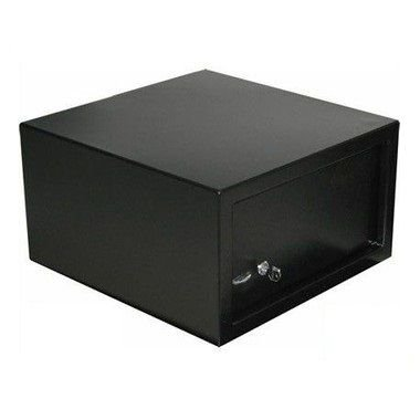Cofre Office Top Black com Chave Multi-Ponto - Cofres Gold Safe