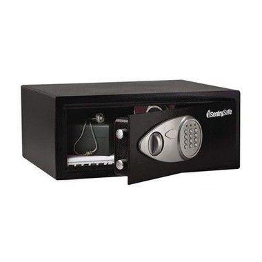 Cofre Eletrônico p/ Dinheiro e Objetos SentrySafe X075