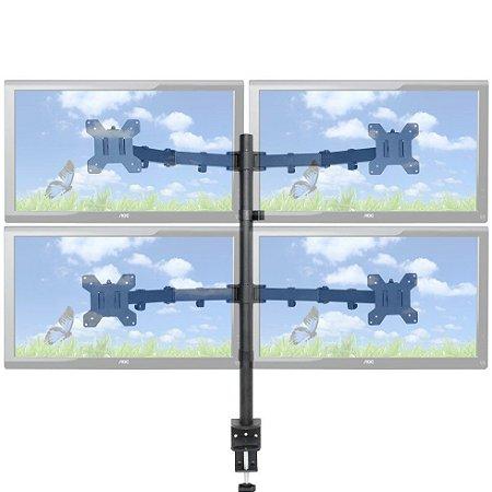 Suporte Articulado para 4 Monitores LCD Hercule 4000