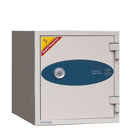 Cofre para Mídias Magnéticas  Mediacare 2001