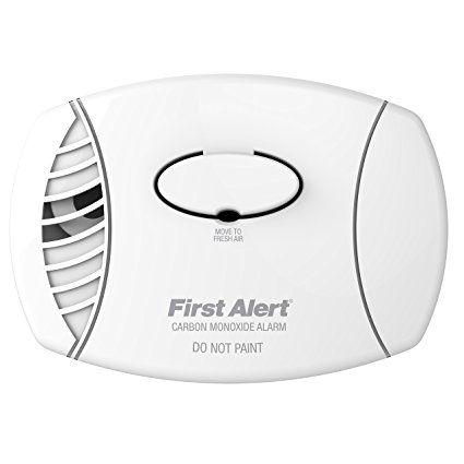 Detector de monoxido de carbono – FIRST ALERT