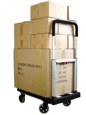 Carrinho para Carga Flatform Truck - Plataforma FF