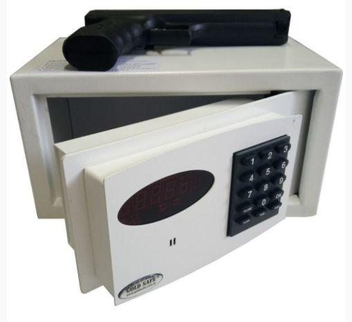 Cofre Eletrônico Para Armas de Pequeno Porte e Munições  Mod. Box