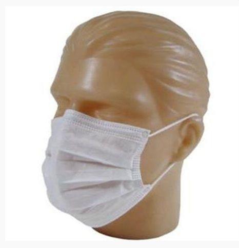 Máscara TNT Descartável com Elástico Cx com 10.000 unidades