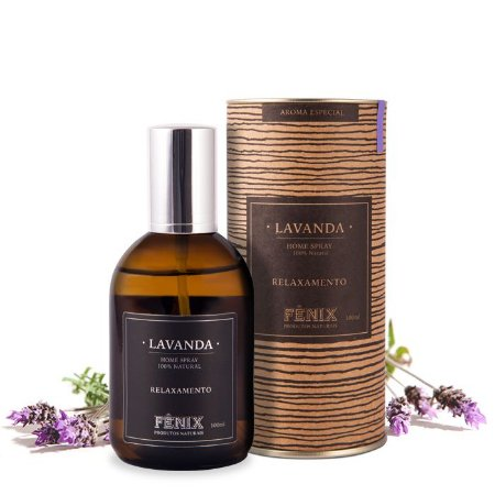 Home Spray de Lavanda - 100ml