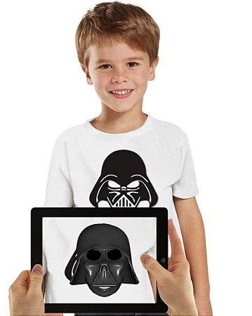 Camiseta DARTH VADER com Realidade Aumentada