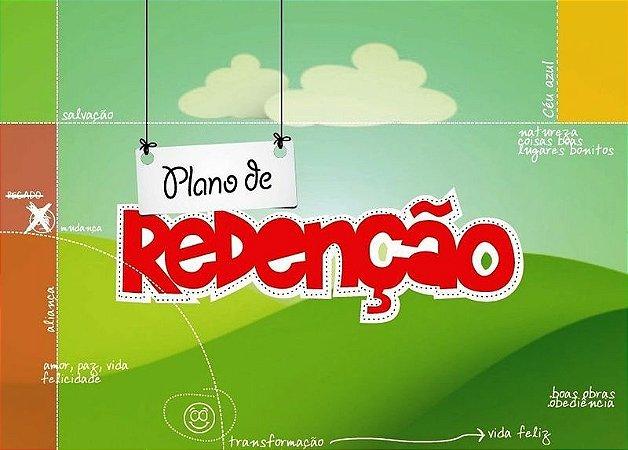PLANO DE REDENÇÃO KIDS (5 E 6 ANOS)