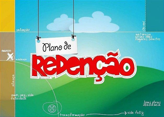 PLANO DE REDENÇÃO KIDS (7 E 8 ANOS)