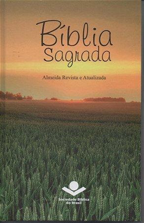 BÍBLIA SAGRADA CAPA DURA REVISTA E ATUALIZADA